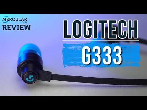 รีวิว Logitech G333  หูฟังเกมมิ่ง InEar ของดี ราคาถูก มีอยู่จริง !!