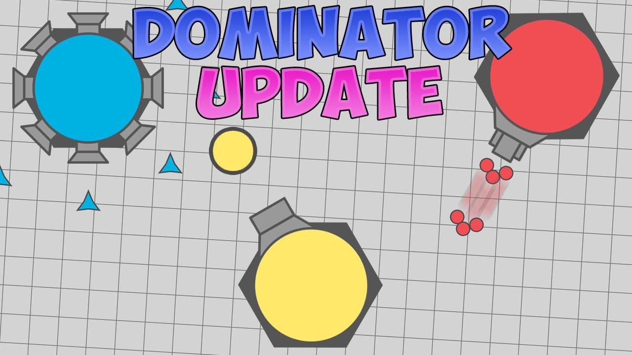 diep.io how to get dominator