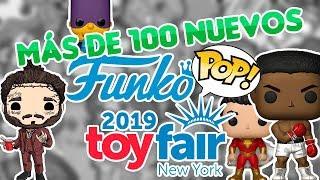 MÁS DE 100 NUEVOS FUNKO POP EN LA NEW YORK TOY FAIR + resultado sorteo