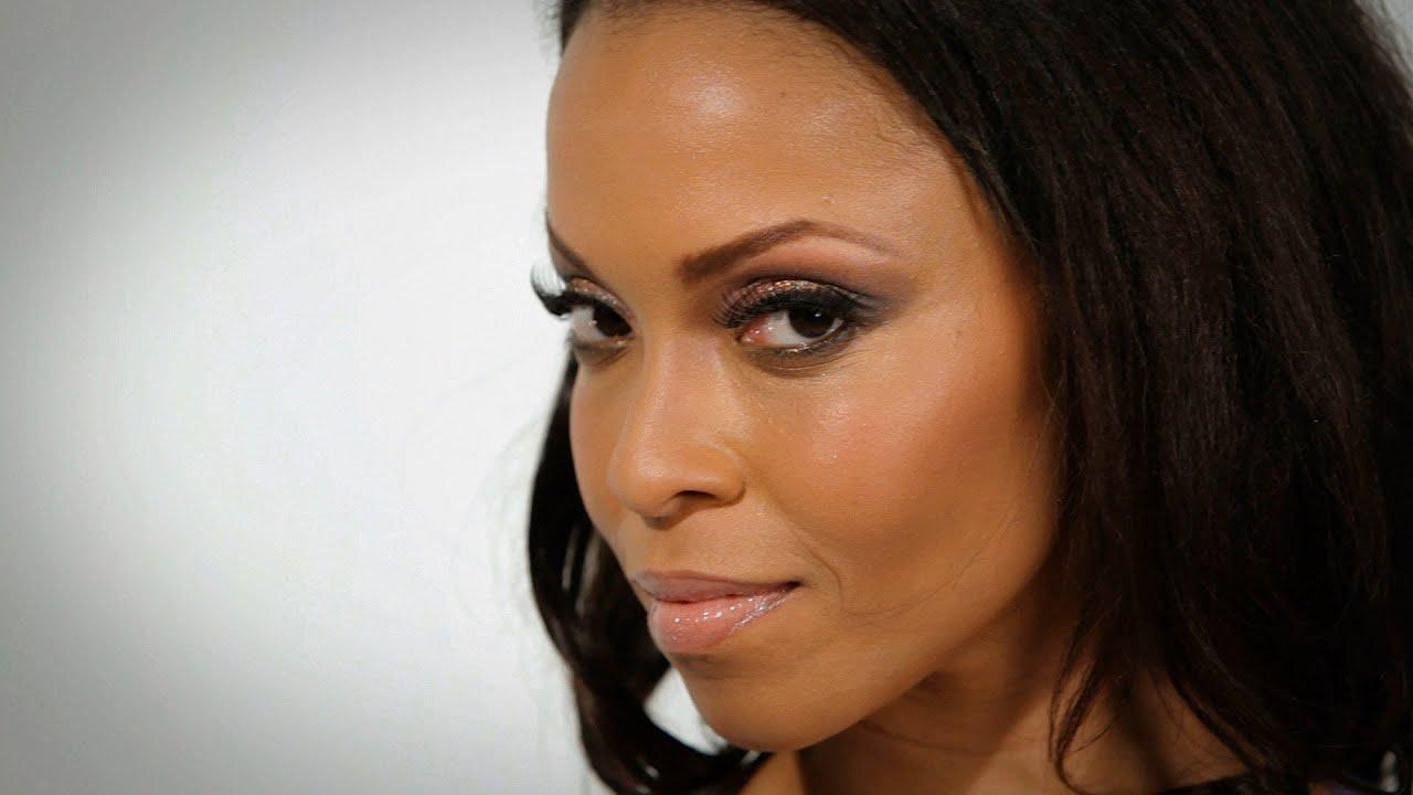 How to Do Your Makeup like Beyonce | Black Women Makeup - YouTube