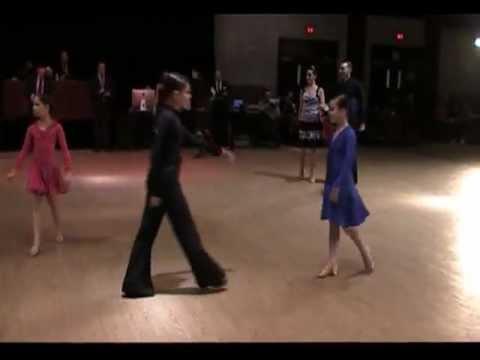Daniil & Athina / Danse Elite 2013 - Cha Cha Cha-Rumba-Samba-Jive