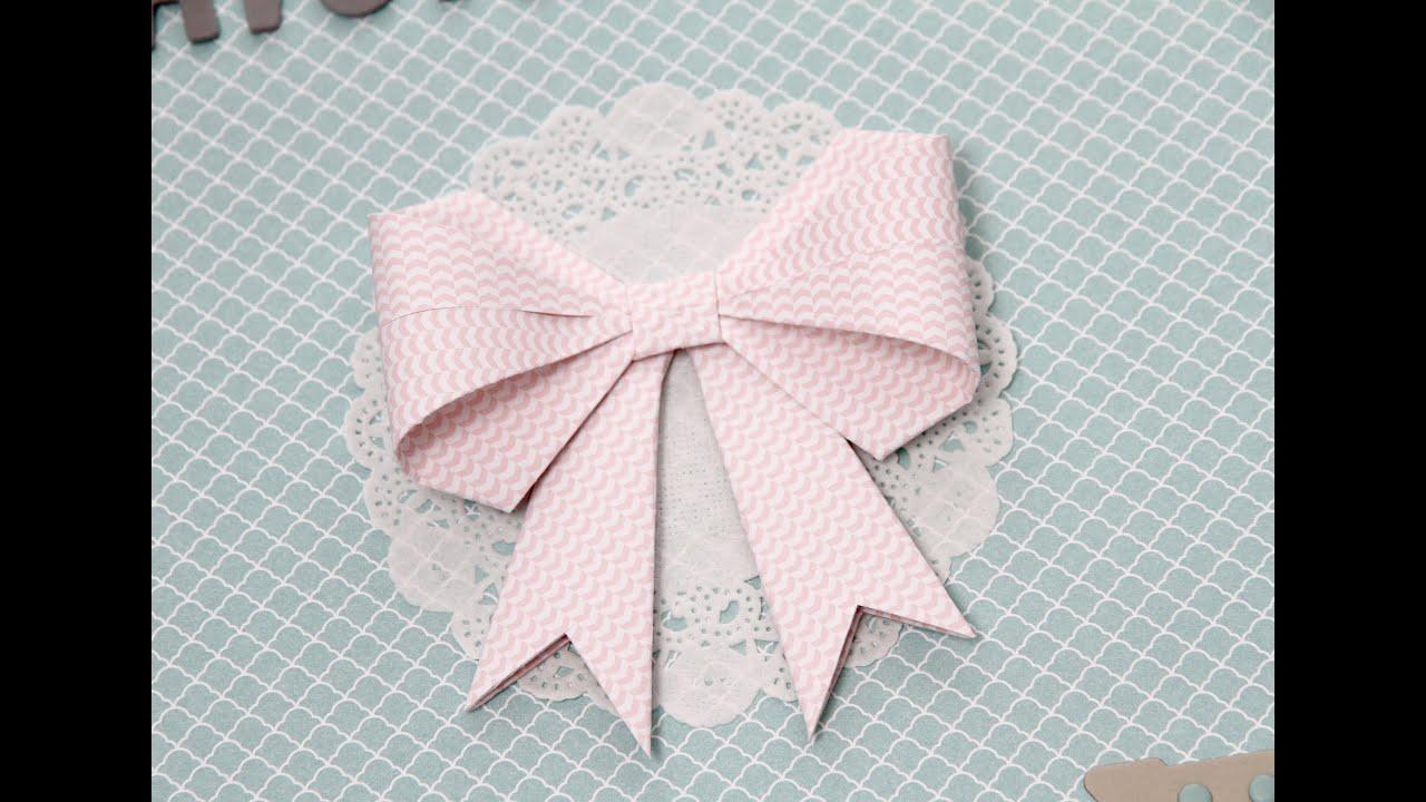 comment r u00e9aliser un noeud en papier en origami