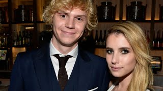 Keeping up with the kardashians may seem hard, but status of emma roberts and evan peters' volatile on-and-off relationship makes that lo...