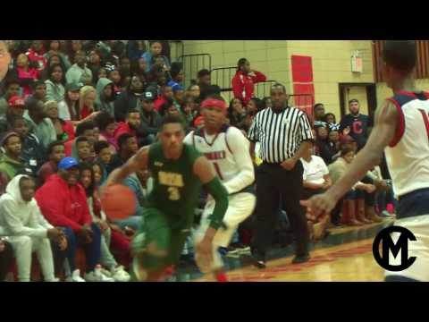 Jayvon Graves (St Vincent St Mary) scores 26 in win Vs. Cleveland Central Catholic