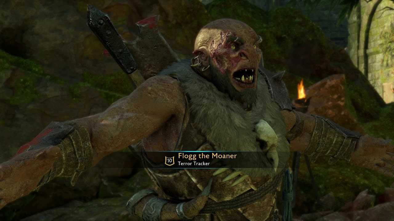 Flogg The Moaner Shadow Of War