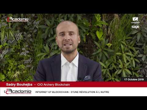 Les Entretiens de l'Académie : Sadry Bouhejba