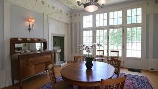 Inside the massive Detroit mansion once owned by Kmart founder S. S. Kresge