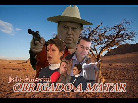 João Amorim  - Obrigado à matar  - Trailer Oficial (Legendado pt-br)