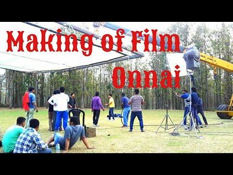 Onnai Boro Film Making Scene