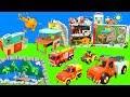 Feuerwehrmann Sam Feuerwehrautos: Rettungsaktion als Spielzeug Kinderfilm mit Unboxing