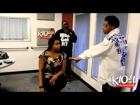 Webbie Reenacts What Happened Between Him and Rocsi at The BET Taping