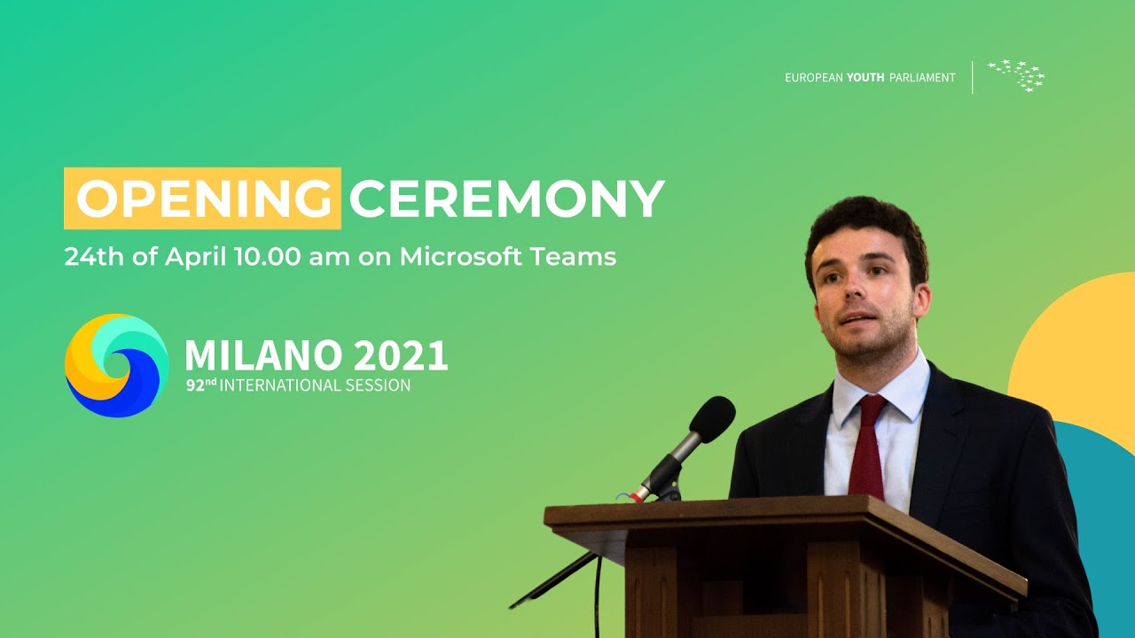 Opening Ceremony - IS Milano 2021 [Live Event]