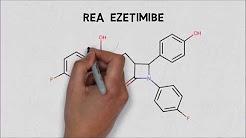 Relação Estrutura Atividade (REA) Ezetimibe - P01 Química Farmacêutica UFBA