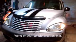 What is IndyJarvis? - We can make ANY car Talk!