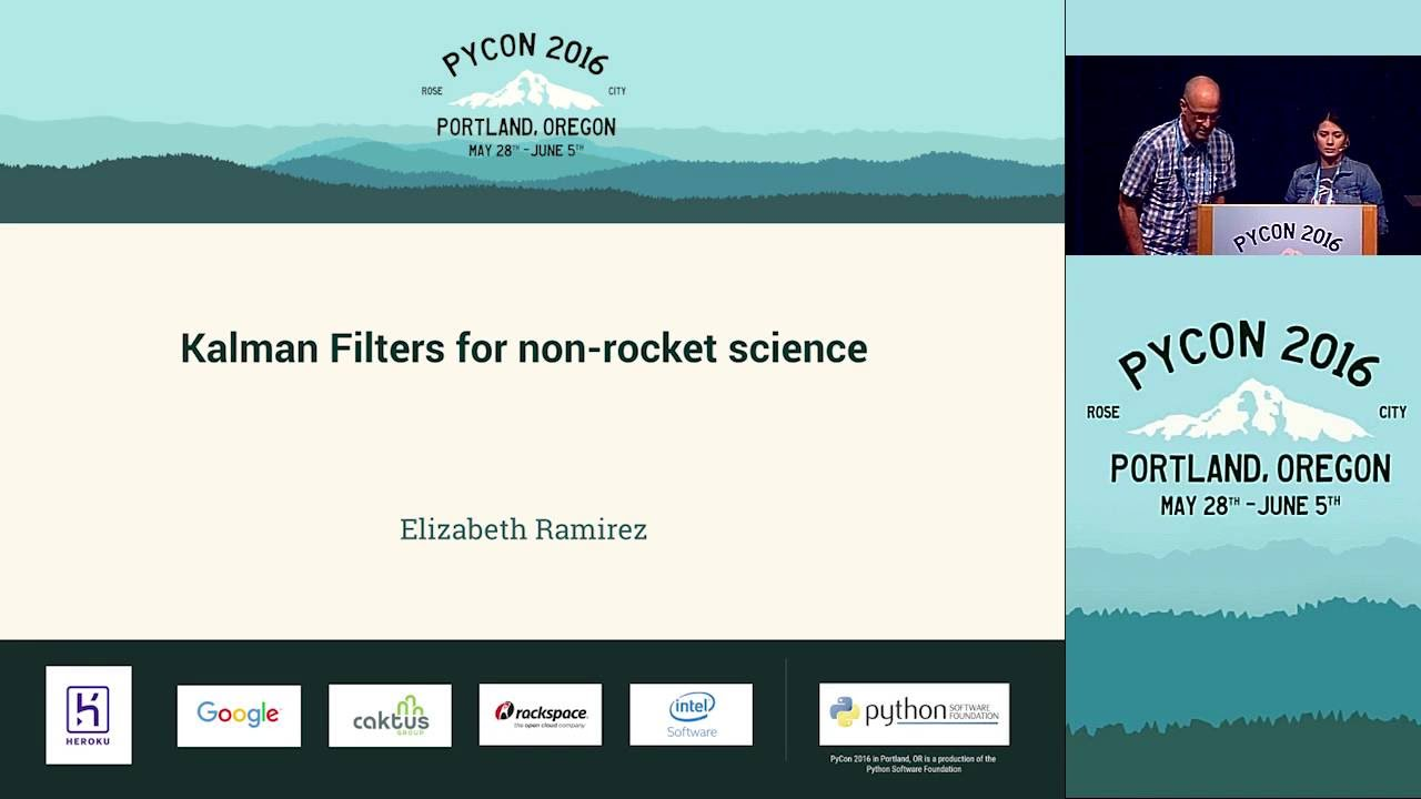 Image from Kalman Filters for non-rocket science