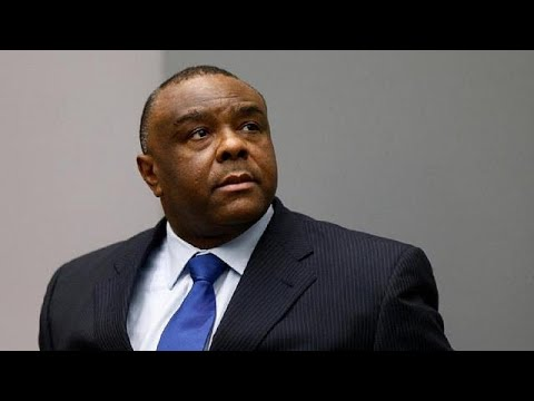DR Congo opposition leader Bemba nominated for presidential