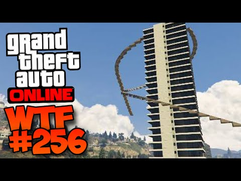 TO THE TOP OF THE ECLIPS TOWER - GTA 5 ONLINE