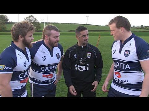 Bristol City's Scott Murray Tries Rugby