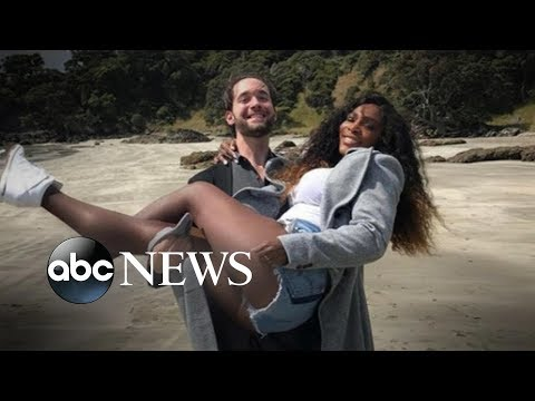 Alexis Ohanian Reveals What Makes His Marriage To Serena Williams Work | GMA