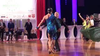 Borjas Nowak Samek Nowoświat Rumba Adult 1/4F MP FTS LA Sierpc 2019