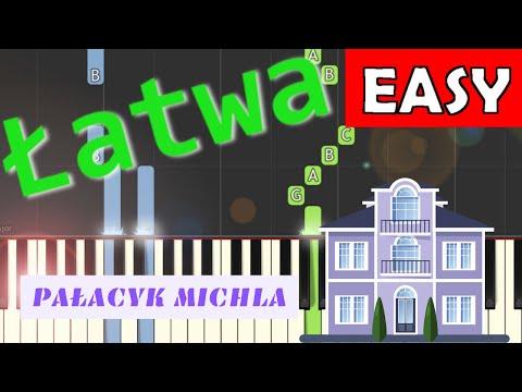 🎹 Pałacyk Michla - Piano Tutorial (łatwa wersja) 🎹
