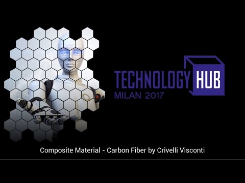 Composite Material - Carbon Fiber by Crivelli Visconti