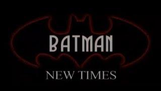 Batman: New Times (DAVE School Fan Film)