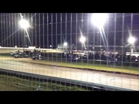 Deer Creek Speedway WoO Sprint Cars 2014