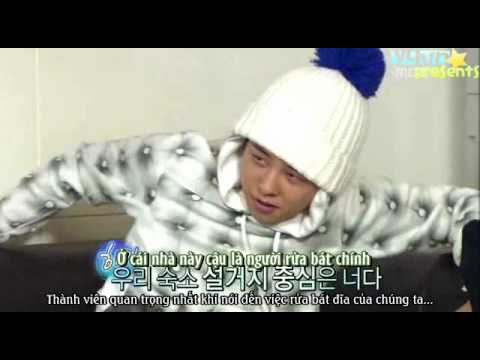 [Vietsub] BIGBANG - Skit @ MBC Gayo Daejun 2008 {p1/2}