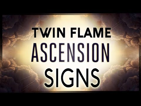 TWIN FLAME ASCENSION SIGNS AND SYMPTOMS: Are You Waking Up?? - YouTube