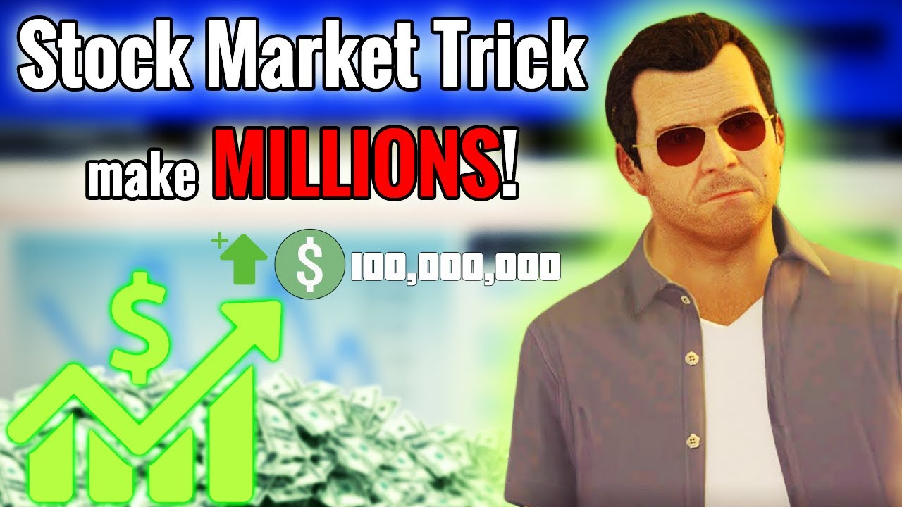 GTA 5 Stock Market Tips: Make The Most Money Possible - GTA BOOM