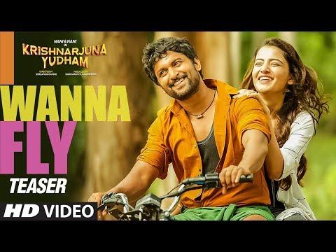 I Wanna Fly Video Teaser || Krishnarjuna...