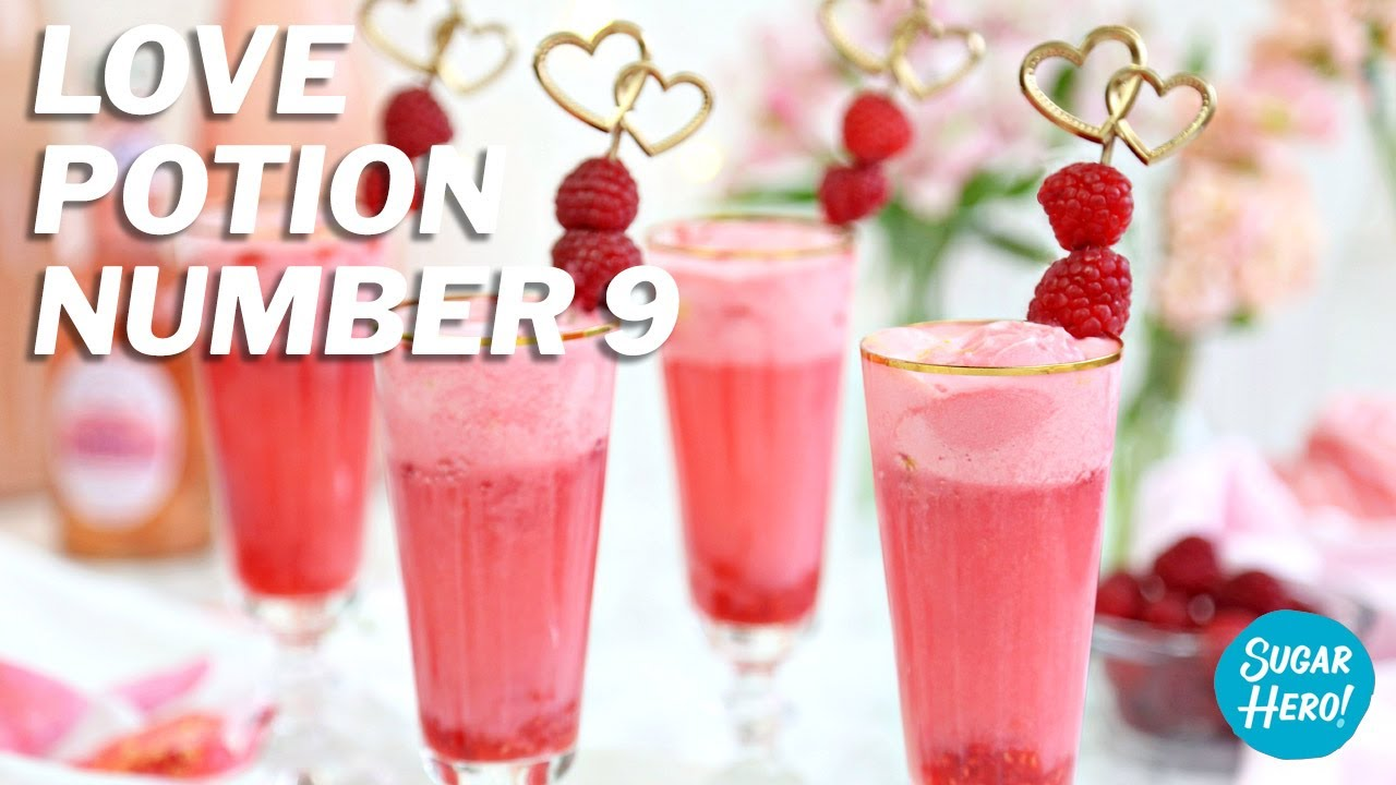 Love Potion Number 9 - SugarHero