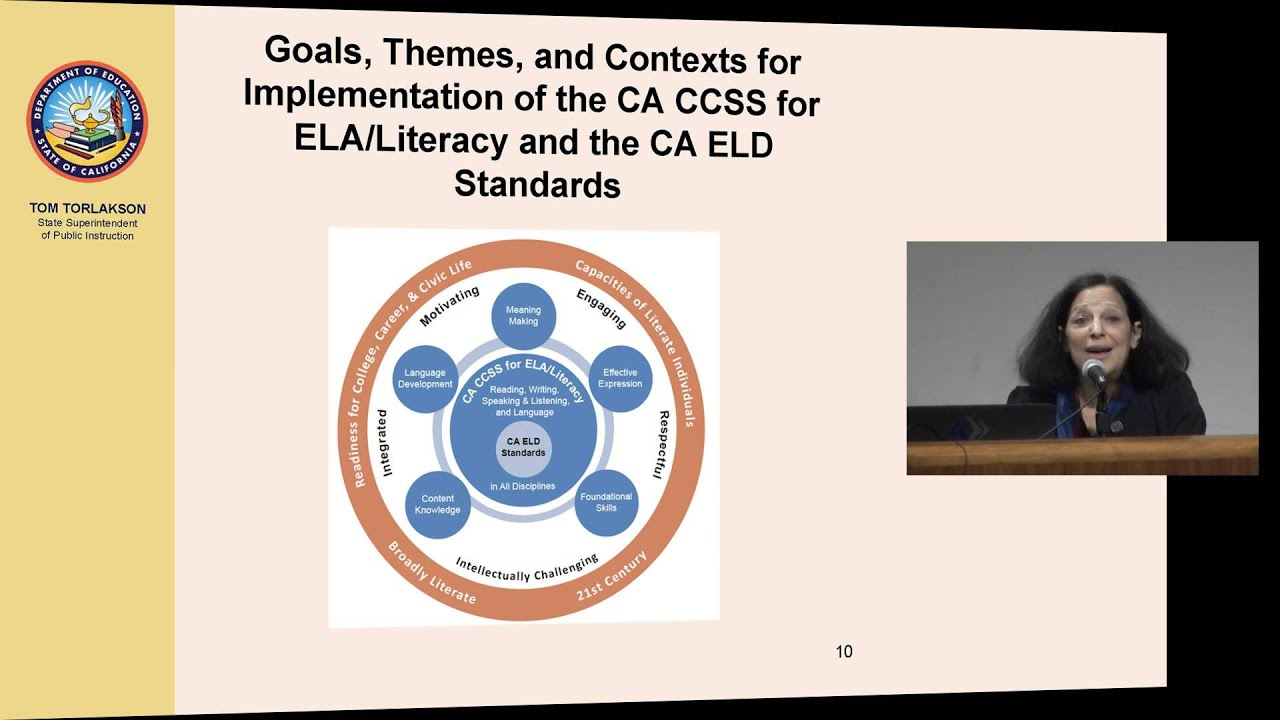 Jo Ann Isken - Formative Assessment and the California ELA/ELD Framework