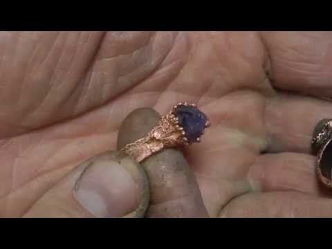 Electroforming Copper Rings and Jewelry complete breakdown