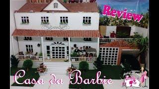 Tour Pela Minha Casa da Barbie