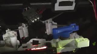 #Renault #Duster ,как заменить лампочки в климате