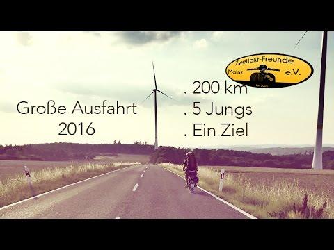 200 Kilometer auf Mopeds - Reisen auf Oldtimer-Rollern
