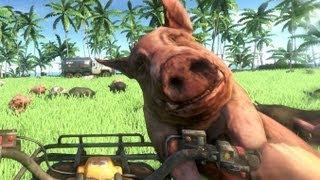 Far Cry 3 Bacon Island 1000 Pigs ! PiggyFest
