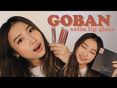 goban-satin-lip-gloss-swatch-&-review