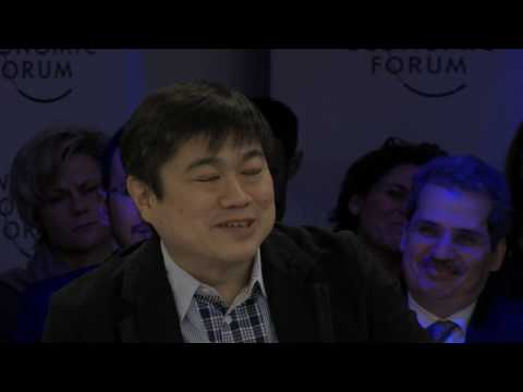 Davos 2017 - An Insight, An Idea with Joichi Ito