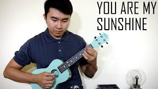 You Are My Sunshine (Ukelele) Fingerstyle cover by Jorell