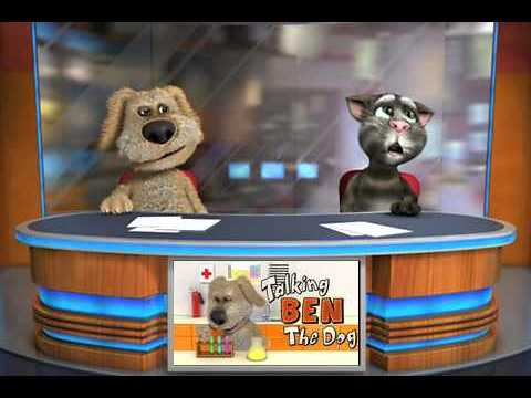 Talking Tom & Ben News (norsk)