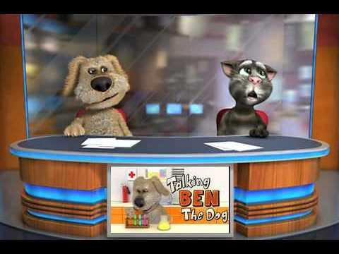 Talking Tom & Ben News (norsk)