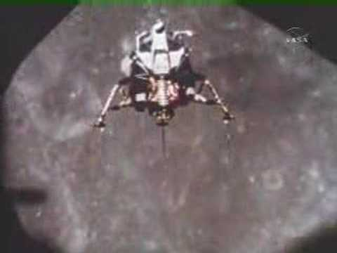Apollo11: Lunar Landing July 20, 1969