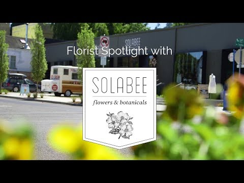 Florist Spotlight: An Interview With Solabee Flowers & Botanicals, Portland OR