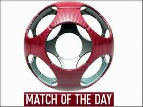 Match Of The Day Theme
