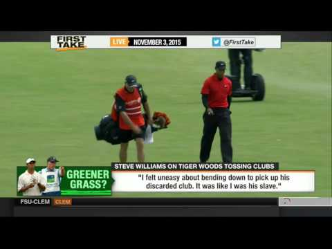 Espn First Take  - 11/3/2015 - Hank Haney believes everything Tiger Woods'says