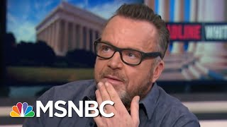 Tom Arnold On Michael Cohen: We've Discussed Lawyers, President Trump & Russia | Deadline | MSNBC thumbnail