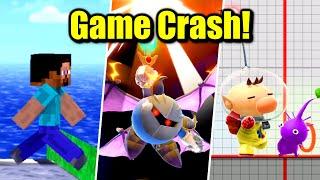 7 Ways to Crash Super Smash Bros. Ultimate